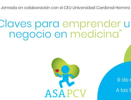 Jornada «Claves para emprender un negocio en medicina»