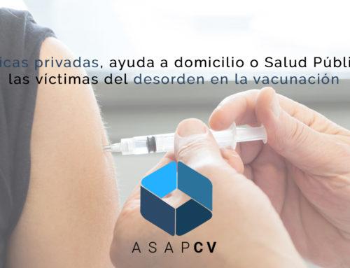 Las clínicas privadas víctimas del desorden en la vacunación