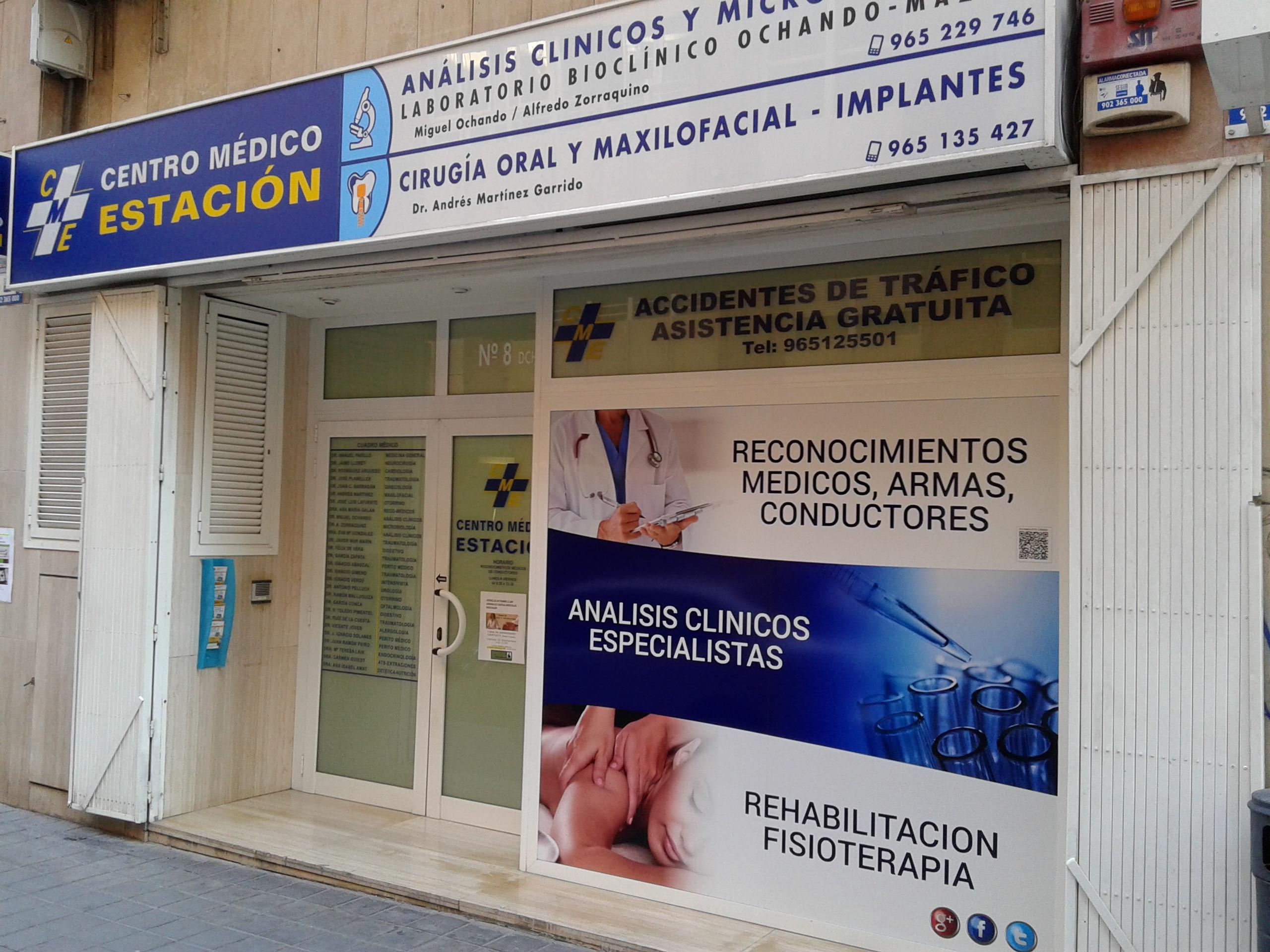 centro médico la estación