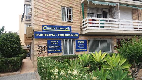 ASAPCV-Clínicas-Alicante Clínica imtemedic entrada-puerta