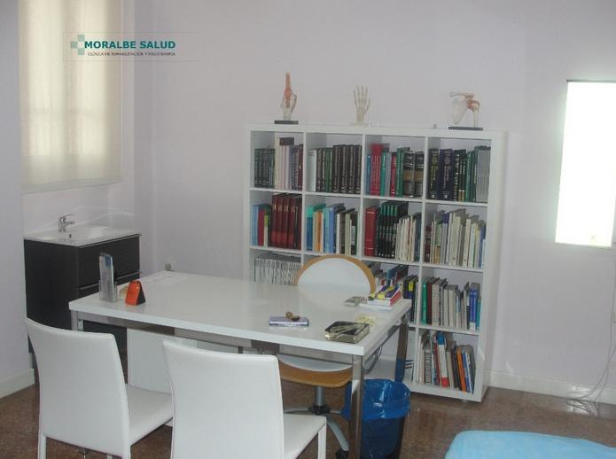 ASAPCV-Clínicas-Comunidad-Valenciana Clínica Moralbe despacho