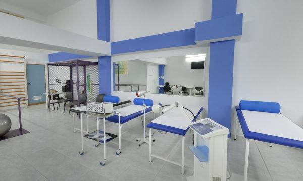 Clínica Physis instalaciones