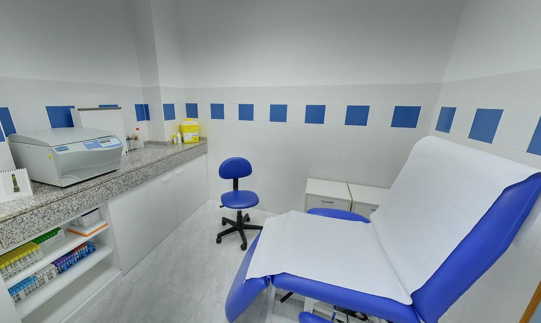 Clinica Physis instalaciones 2