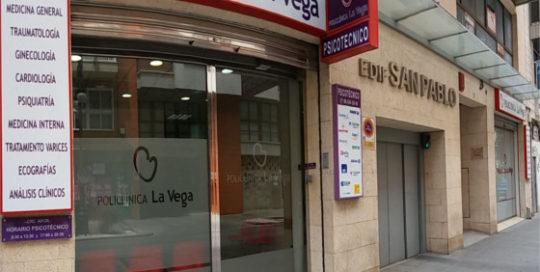 ASAPCV-Clínicas-Comunidad-Valenciana-Clínica la Vega entrada