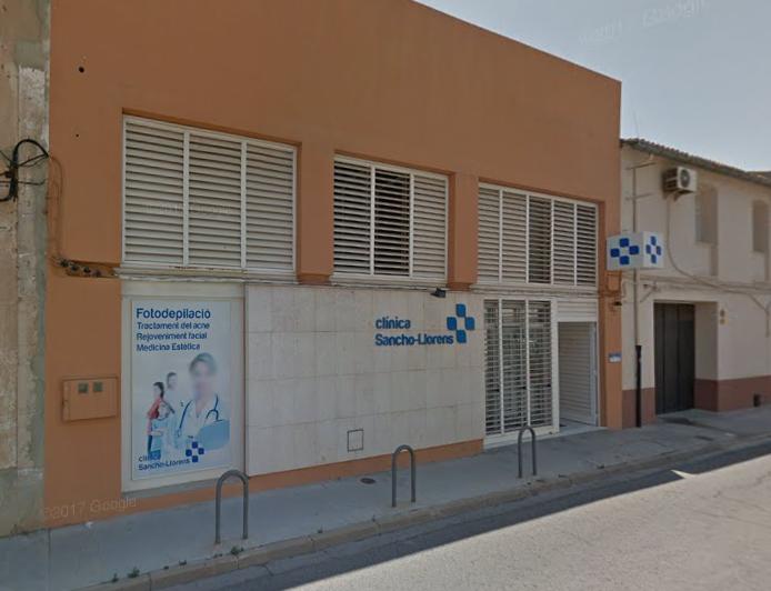 ASAPCV-Clínicas-Comunidad-Valenciana Clínica Sancho Llorens entrada